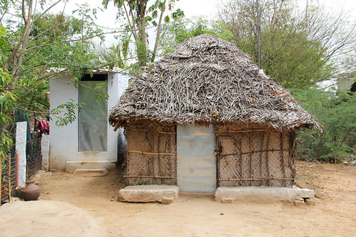 A subsidy amount of Rs 12,000 is available for individual households to construct toilets under the SBM.