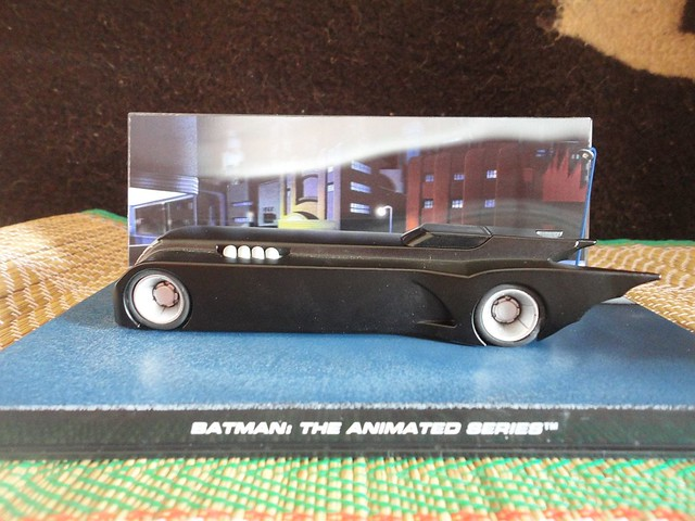 Batman: The Animated Series (1992) 1/43 (Eaglemoss)