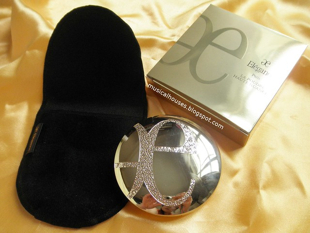 Albion Elegance Face Powder Casing
