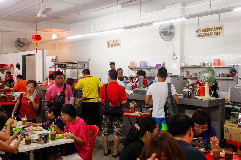 Ah Weng Koh Coffee Stall
