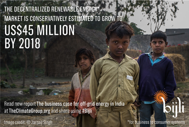 The business case for off-grid energy in India