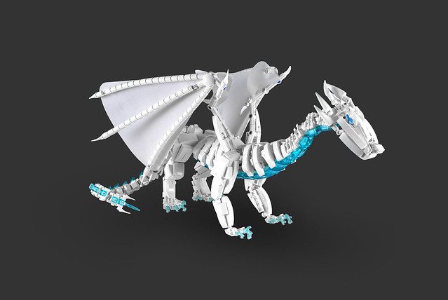 Elemental Ice Dragon