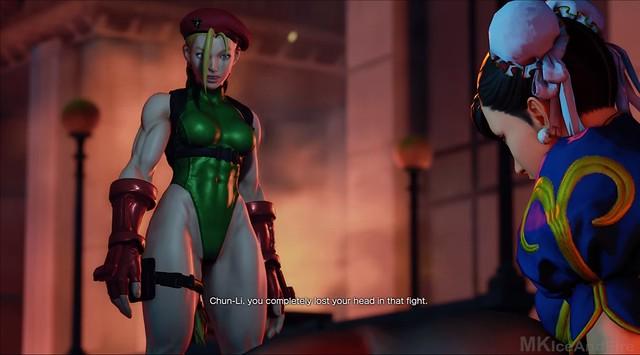Režim Story Street Fighter V