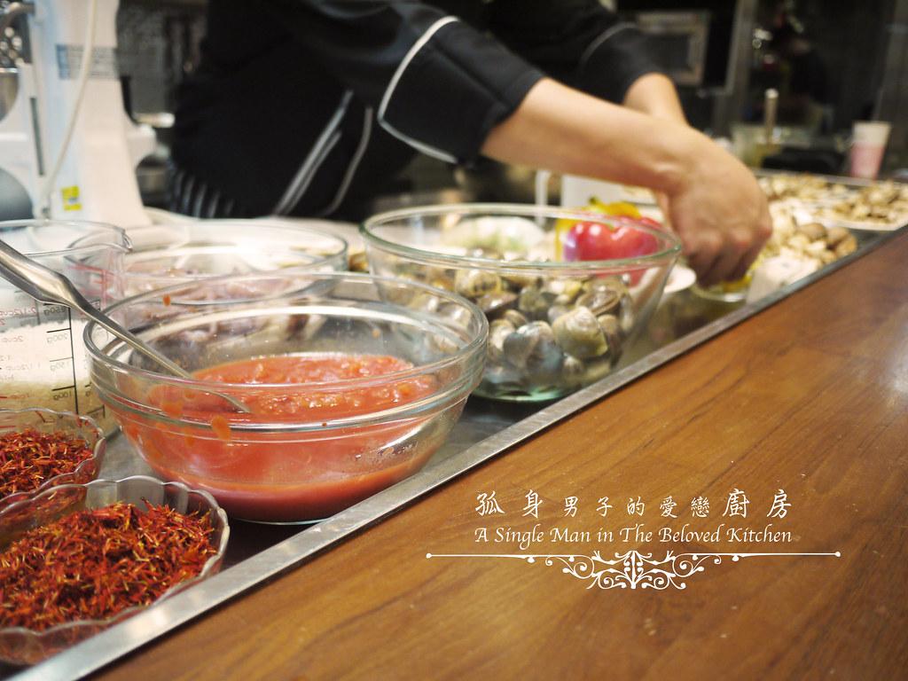 孤身廚房-夏廚工坊賞味班-Marco老師的《地中海超澎湃視覺海鮮》28
