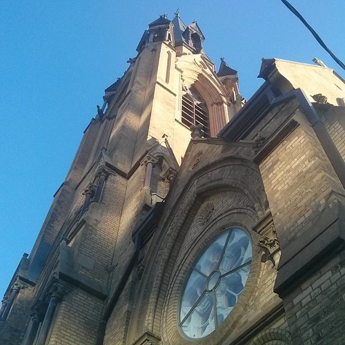 Looking up, St. Mary's Church #toronto #churches #bathurststreet #stmarys