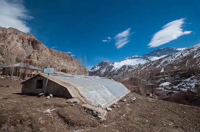 Saving energy in rural Tajikistan