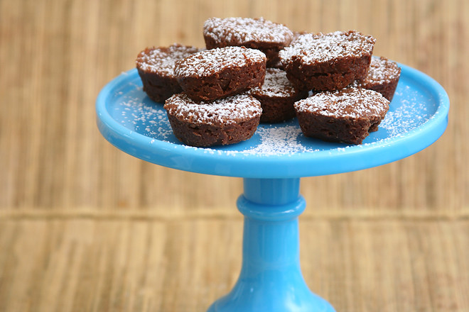 belgian brownie bites 4