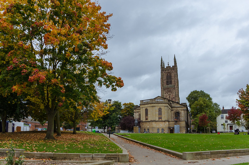 autumn in derby