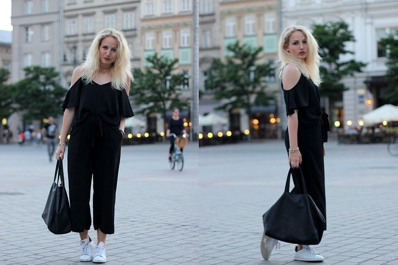 Outfit Culotte