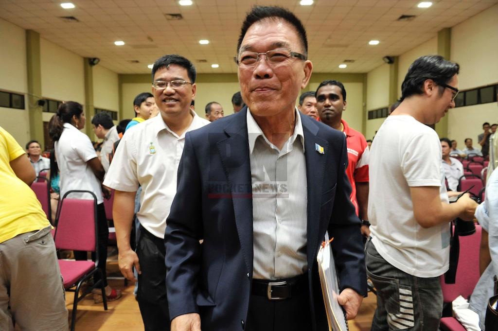 Sesi Debat Antara YB Lim Hock Seng Dan YB Liang Teck Meng (28 June 2016)