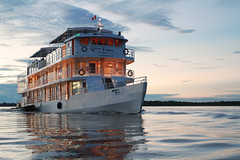 G Adventures new Amazon Riverboat Queen Violet