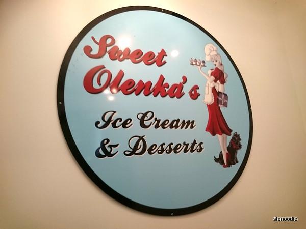 Sweet Olenka's logo