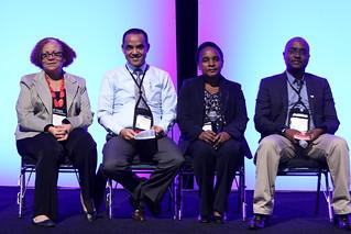 Global Fellows at NAFSA 2016