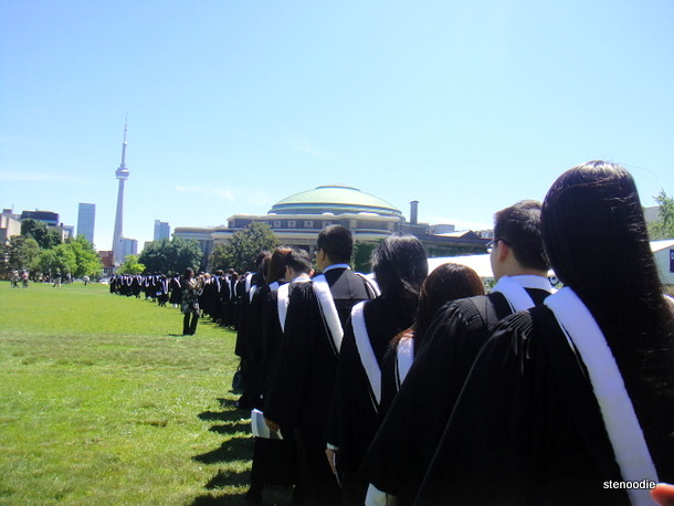 University of Toronto St. George campus convocation