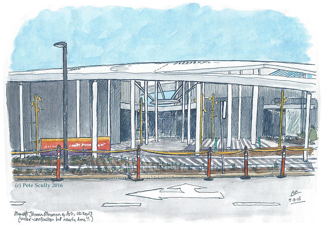Manetti Shrem Museum of Art (under construction)