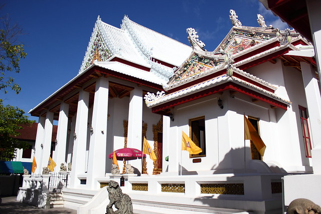 地元民御用達の寺院
