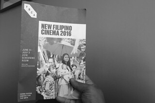 The New Filipino Cinema - Program