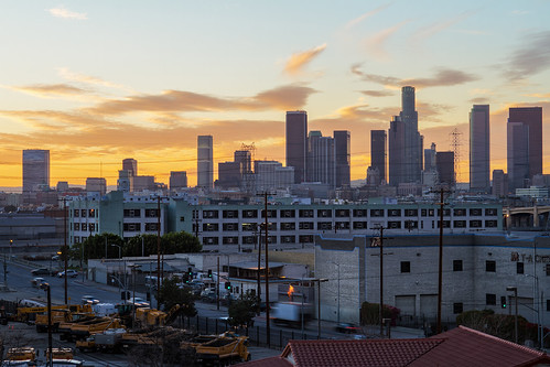 DTLA from the East | by Shabdro Photo
