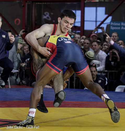 Jordan Burroughs All I See Is Gold Shoes