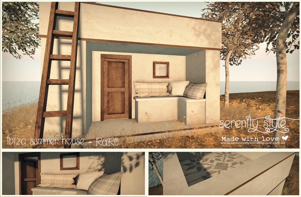 Serenity Style- Ibiza Summer house RARE