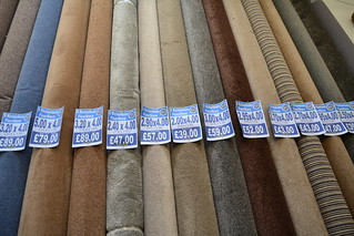 S Richardson FloorStore - Carpet & Vinyl Roll Ends