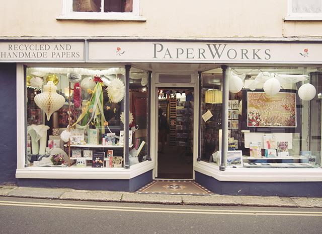 PaperWorks Totnes