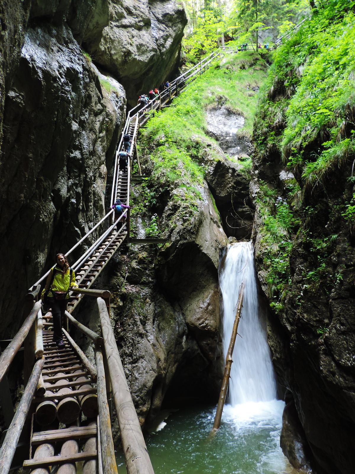 Bärenschütz Gorge, Styria, Austria