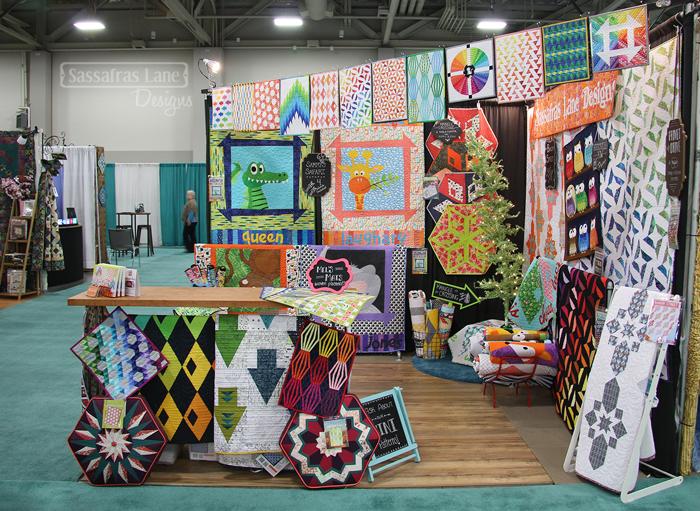 Quilt Market Spring 2016