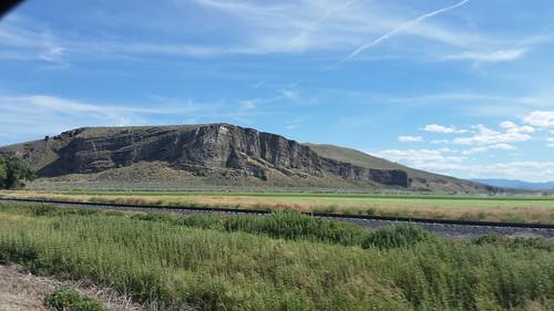 Hills Near Tulelake