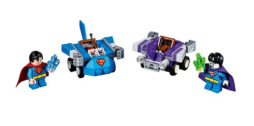 LEGO DC Mighty Micros Superman vs. Bizarro