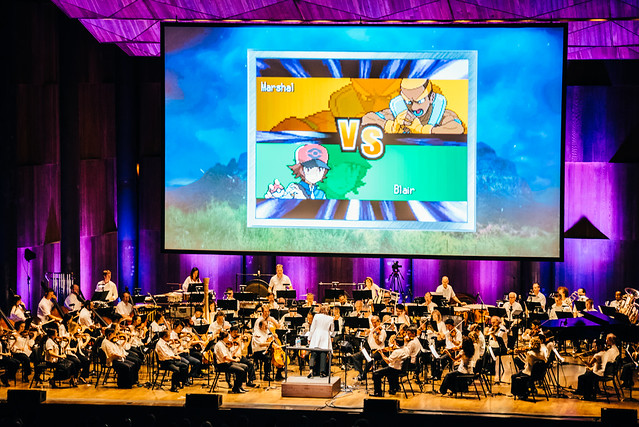 Pokémon: Symphonic Evolutions with the Pittsburgh Symphony Orchestra