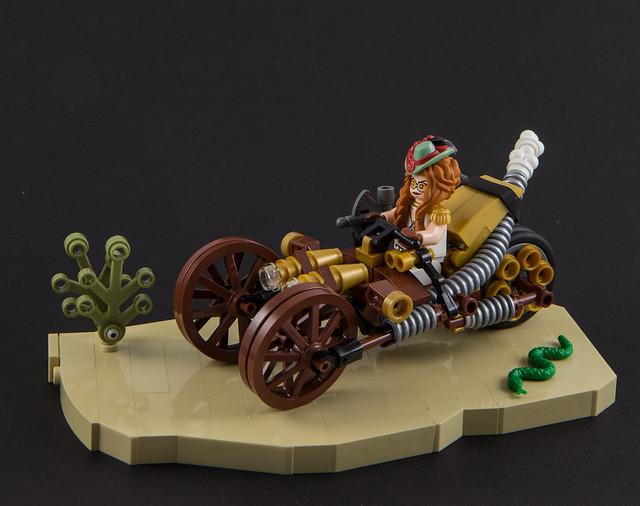 Steampunk - Trixie's Trike