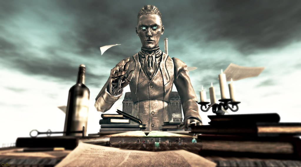 SL13B Blogpost: The Automaton
