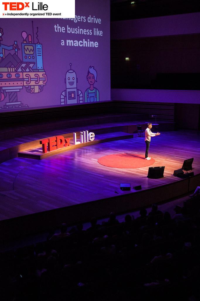 TEDxLille 2016 : Vivre le Nouveau Siècle ensemble