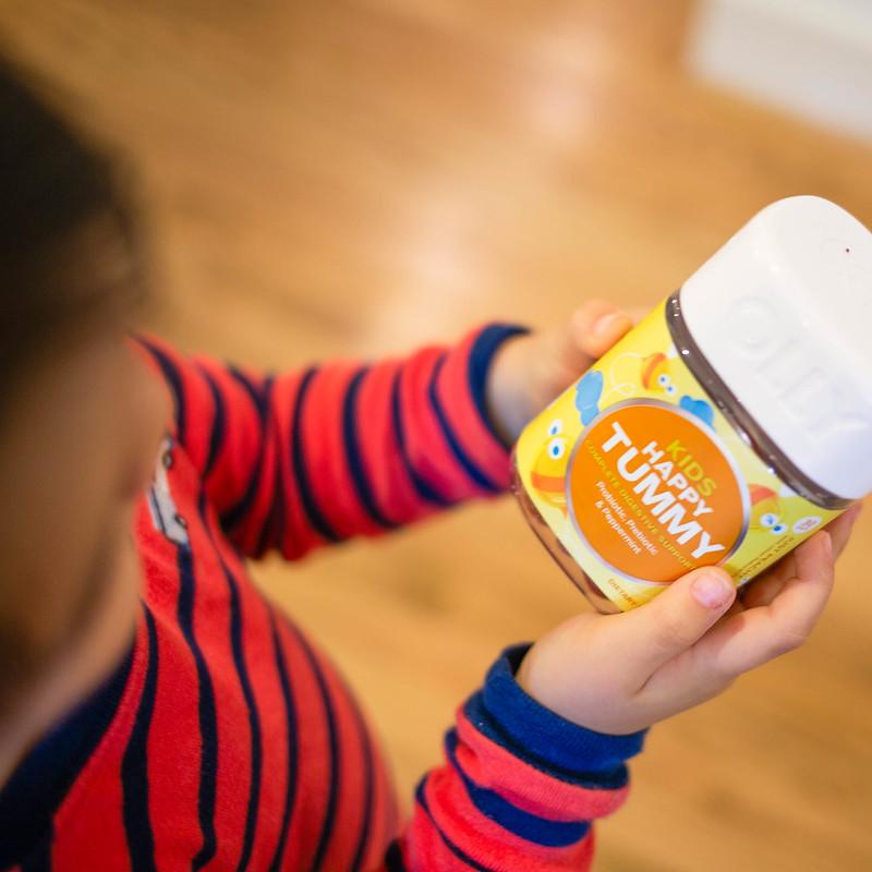 olly kids gummy vitamin line #ollykids
