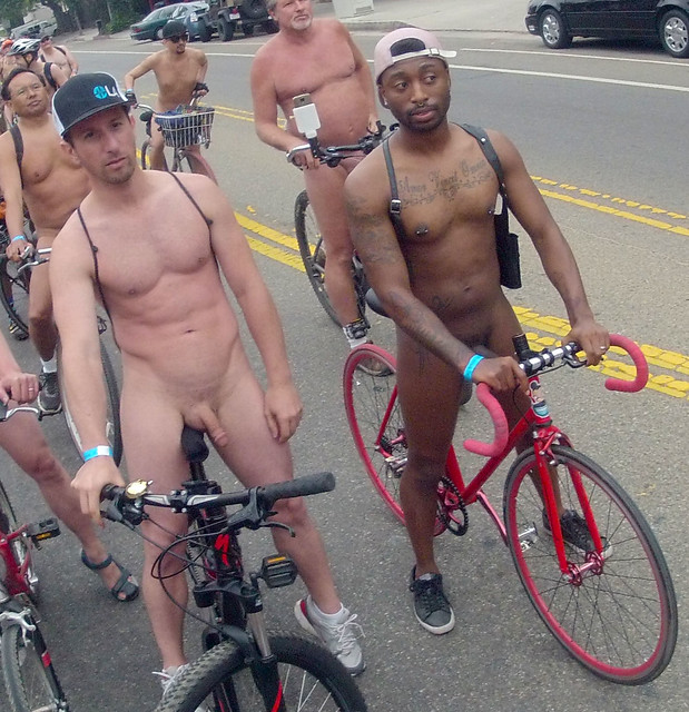 LA World Naked Bike Ride (204A)