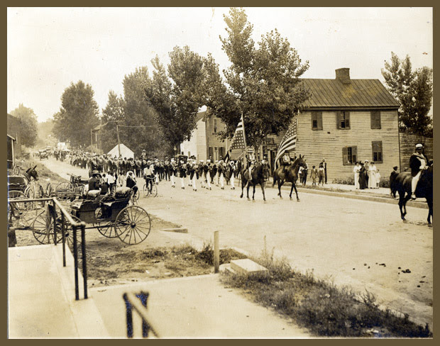 July 4, 1914 in Scottsville, VA