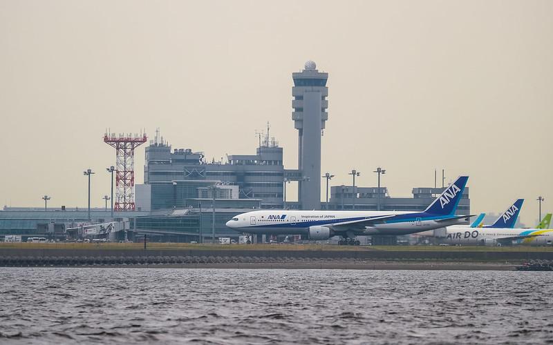 JA701A ANA 全日空 Boeing 777-200