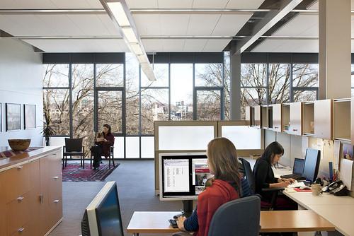 楊恩達綠建築專欄 - 國際美慈組織總部大樓