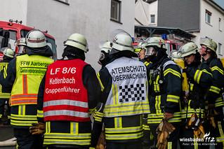 Dachstuhlbrand Aarbergen-Kettenbach 08.06.16