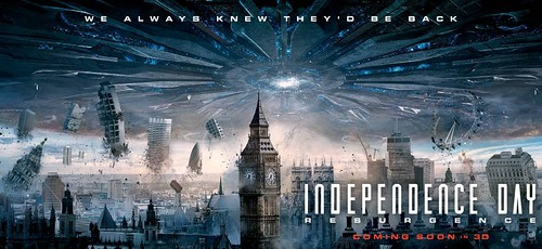Independence Day - Resurgence - Poster 13