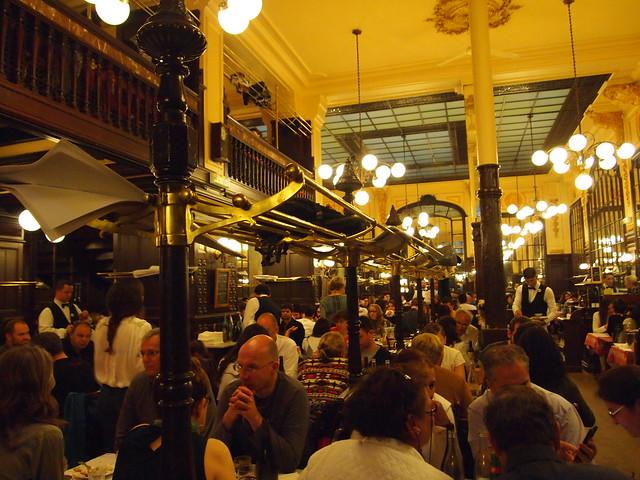 P5291905 Chartier(シャルティエ) パリ フランス 大衆食堂 paris