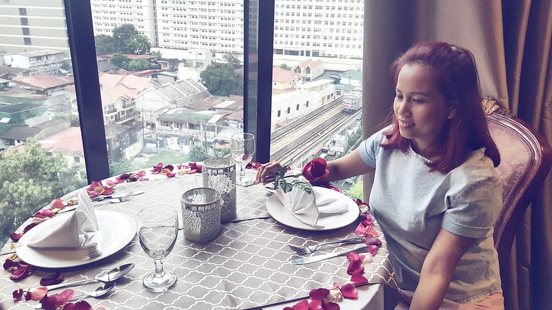 Special arrangement at Madison 101 Hotel + tower