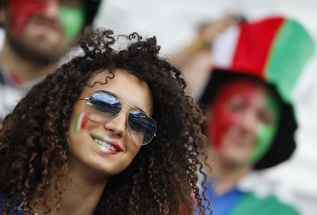EURO 2016 DAY 21 - quarter final - Germany vs. Italy