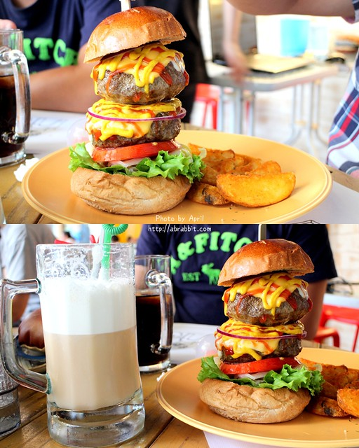 28060484685 4724a9ecc8 z - [台中]牛逼洋行--超級無敵厚的漢堡,真的無法一口咬下啊!@自立街 西區(已歇業)
