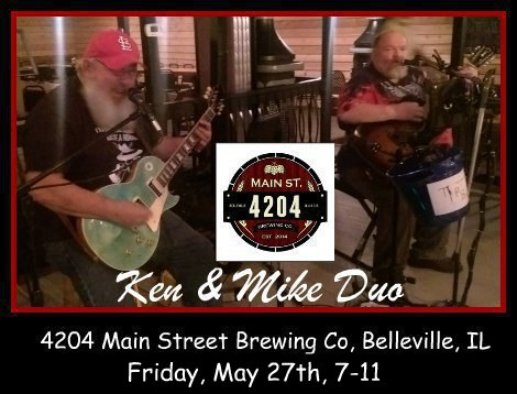 Ken & Mike Duo 5-27-16