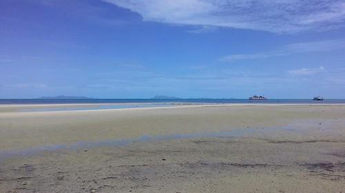 Low tide Nathon