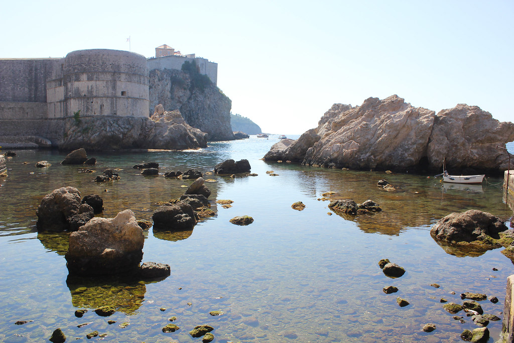 Dubrovnik Croatia Game of Thrones Blackwater Bay