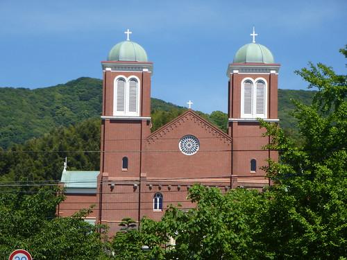 jp16-Nagasaki -1945-Cathedrale (2)
