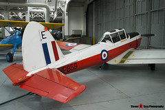 G-BXCP WP859 E - C1 0744 - Private - De Havilland Canada DHC-1 Chipmunk 22 - Duxford 081109 - Steven Gray - IMG_1882